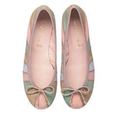 Bailarinas con colores pastel de Pretty Ballerinas