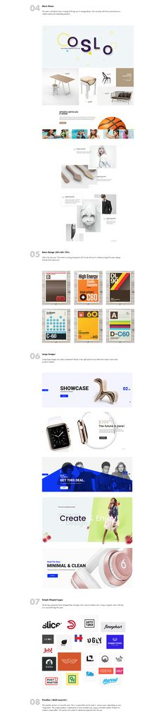 2016 Design Trends Guide on Behance