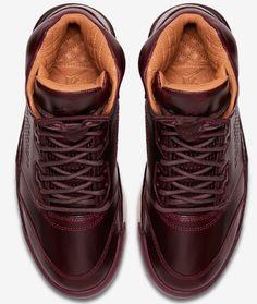 9063b03cc0c The Air Jordan 5 Premium Bordeaux Review- Available Now!!! - the latest  sneakers