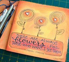 elvie studio Inspiration Monday - by Lori Vliegen Art Journal Pages, Art Pages, Art Journals, Creative Journal, Creative Art, Doodle Drawings, Doodle Art, Altered Books, Altered Art