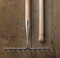 DIY Gardening Tool Storage