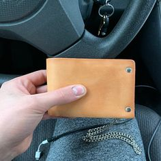 max karcha added a photo of their purchase Personalized Leather Wallet, Handmade Leather Wallet, Leather Card Wallet, Leather Keychain, Leather Work Bag, Leather Shoulder Bag, Leather Men, Minimal Wallet, Keychain Clip