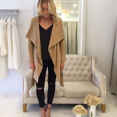 Only 1 size 6 left in the @viktoriaandwoods 'Avalanche' Coat | Sign up to our newsletter & receive 15% off your order!  In store & online at Lookbook | RG via @cocoandlola  #lookbookboutique #viktoriaandwoods #vikandwoods #lastone #newarrivals #winter #coat #jacket #trending #onlinefashionshop #aw16 #ausfashion #awfashion #alburyboutique