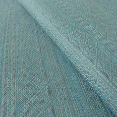 Didymos Silver Indio with Linen Woven Wrap - loved and lost in RS form