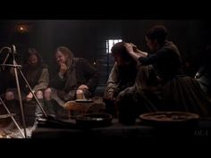 Outlander -2x09- 'Spear them with your dirk' Deleted Scene [Sub Ita] - YouTube