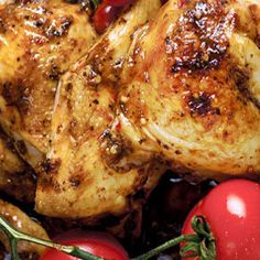 A recipe for peri-peri roast chicken by Abigail Donnelly. Roast Chicken Recipes, Fish Recipes, Whole Food Recipes, Homemade Tacos, Homemade Taco Seasoning, Deli Food, South African Recipes, Hardboiled