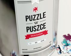 Puzzles In ACan - The Dieline -