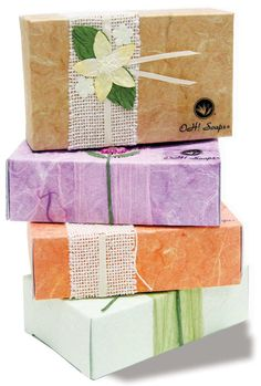 Love this and love homemade soaps.