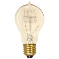 Vintage Edison A19 Light Bulb