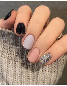 Classy Nails, Stylish Nails, Fancy Nails, Simple Nails, Trendy Nails, Cute Nails, Bling Nails, Nail Manicure, Diy Nails