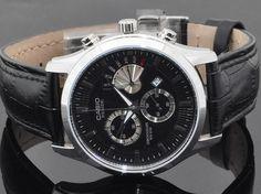 Đồng hồ nam cao cấp Casio BEM-501L chính hãng (Mã: ĐH 1-2), Sản Xuất Bởi Casio Japan Movement. Kiểu dáng sang trọng với mặt kính màu trắng trang nhã mang lại cho bạn vẻ thanh lịch, sành điệu khi đeo. giá chỉ 1.800.000đ giảm giá 45% so với giá thi trường 3.268.000đ. chỉ có tại http://sieuthimuachung.com
