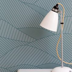 South Downs wallpaper by Bold & Noble