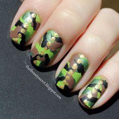 Instagram photo by thatbeautysecret #nail #nails #nailsart