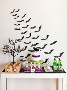 Let Your Party Take Flight - Host a Kids' Craft Party for Halloween on HGTV