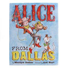 Alice from Dallas by Marilyn Sadler at Maverick Western Wear