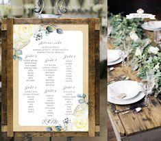 Svatební plán stolů v rustikálním stylu Peta, Grace Kelly, Decor, Decoration, Decorating, Dekorasyon, Dekoration, Home Accents, Deco