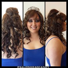 The most gorgeous & sweet bride-to-be at her trial today! Extensions by Robin, hair style by Tronisha & makeup by Chrissi! #salonheadcandy #weddings #weddinghair #weddingmakeup #talent #teamwork #updo #inspiration #pretty #awesome #sytycs #salonlife #southjersey #dreamteam #follow #gorgeous #hairstyling #hotheads #extensions #longhair #lpweeklydo #brides #beautiful #bumbleandbumble #njhair #makeup #makeover @Hotheads Extensions