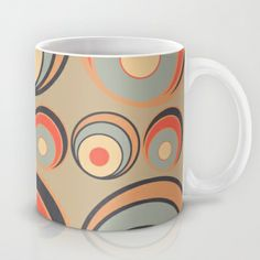 Textures/Abstract 36 Mug by ViviGonzalezArt - $15.00
