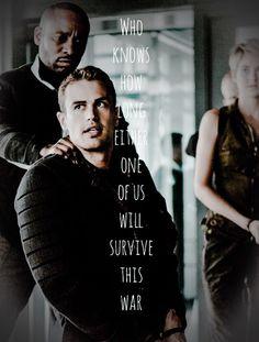 Tris And Tobias, Divergent Four, Divergent Hunger Games, Tris And Four, Divergent Fandom, Divergent Trilogy, Divergent Insurgent Allegiant, Divergent Quotes, Black Comics