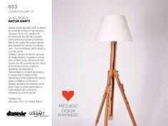 Romanian Design Auction, Feb at Intercontinental Event Organization, Tripod Lamp, Auction, Events, Design, Home Decor, Decoration Home, Room Decor