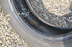 Internal dangers in Part Worn Tyres Part Worn Tyres, Safety, Security Guard