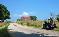 Ohio Motorcycle Roads Routes No Ens Here Just A Scenic Road Openroadjourney