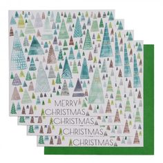 Irene tree charity Christmas cards - pack of 8