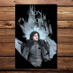 Game of Thrones Poster Design11x17 Digital Download by PrintsLM