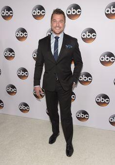Chris Soules Photos: Disney & ABC Television Group's TCA Winter Press Tour - Arrivals