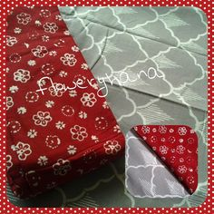 Batik Flowery Hana @floweryhana Instagram photos | Websta (Webstagram) | #grey and #red #batik