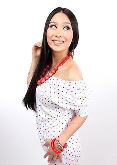 "MEKO Minikleid ""POLLY_19Punktebunt""  von meko® Store   auf DaWanda.com"