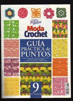 (Moda Crochet - Guia practica de puntos 09) - Nirbia Mirla Colmenares - Álbumes web de Picasa