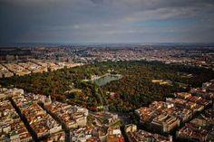 El retiro. Madrid