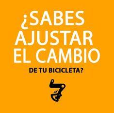 TUTORIAL | #Aprende con @Mundo Mammoth el proceso de ajustar el cambio de tu #bicicleta desde casa https://www.youtube.com/watch?v=eCM28oStr1w