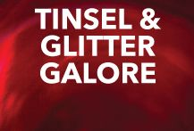 graphic regarding Binny's One Day Printable 15 Off named 127 Least difficult Tinsel and Glitter Galore photos inside 2016