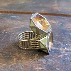 Ring Of Optimism by Elke for TMOD Treasures http://tmod.com.au/product/ringofoptimism1