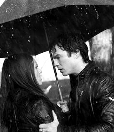 Elena and Damon | The Vampire Diaries