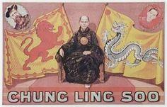 Chung Ling Soo - Flags