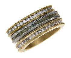 Todd Reed Stackable Diamond Rings