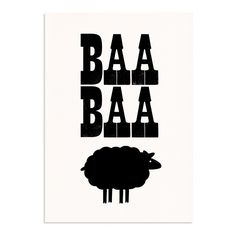 Black Sheep Limited Edition screen print By S Prints