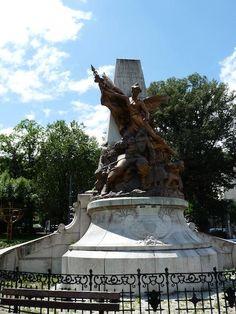 Monument aux morts 1870-1871 – Saint-Etienne,  Rhône-Alpes