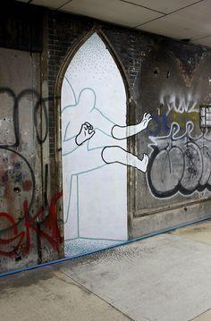 Street Art by Daan Botlek