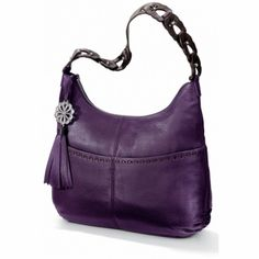 Brighton Kodiak Shoulder bag - if only I would let myself spend that much money on a purse.