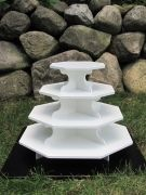 New! Medium Octagon Cupcake Stand