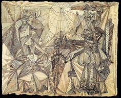 "Pablo Picasso - ""Two women l`ombrelle"". 1938"