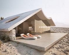 The Desert Villa by Studio Aiko    Creative Architecture Ideas