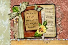 Faithbooking--Scrapbooking your Journey of Faith