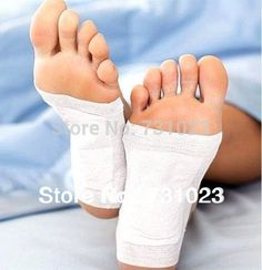 Another awesome product that we carry.  http://www.brentwoodhealthandwellness.com/products/100packs-200pcs-lot-kinoki-detox-foot-pads-patches-with-adhesive-no-retail-box200pcs-100pcs-patches-100pcs-adhesives