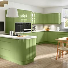 Going Green in our Kitchens is the Newest Most Efficient Trend
