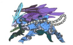 Artista japonês reimagina Pokémons como se fossem robôs gigantes